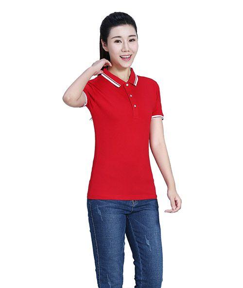 如何识别定制polo衫是否掉颜色-